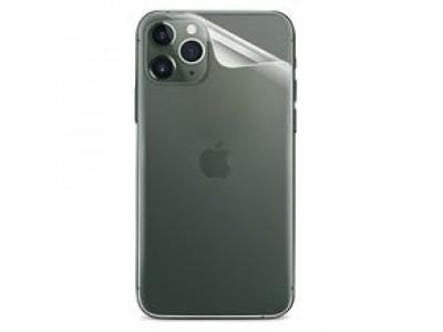 سكرينة ظهر جيلاتين لجهاز ايفون 11 برو ماكس شفافة