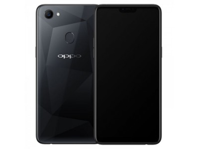 Oppo F7-64GB  Black - Used