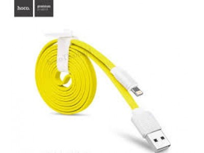 hoco charger cable for Apple-Yellow