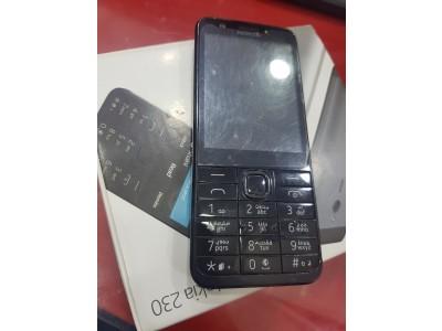 Nokia 230 Dual Dark Silver - Used
