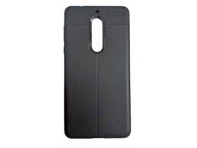 جراب ظهر رمادى ضد الصدمات لهاتف نوكيا 5 - Nokia 5