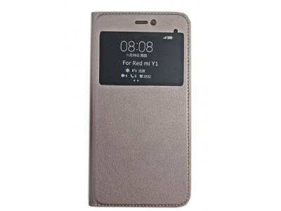 جراب فليب لهاتف شاومى redmi Note 5A Prime Gold