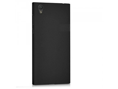 جراب ظهر اسود لهاتف سوني اكسبريا L1- Sony Xperia L1