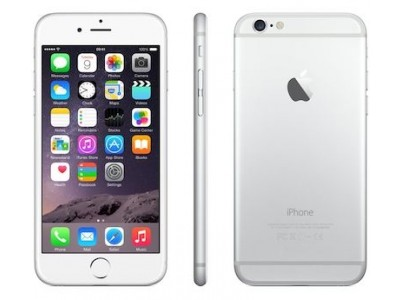 iPhone6-64GB-Silver Used