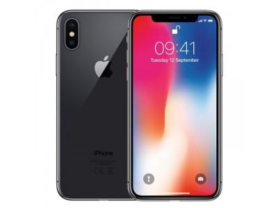 iPhone X-256GB- Space grey Used