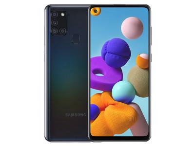 Galaxy A21s Black Used
