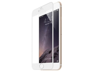 iPhone 6&6s 5D Glass Screen Protector White