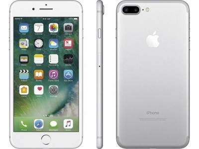 iPhone 7 Plus-128GB-Silver Used