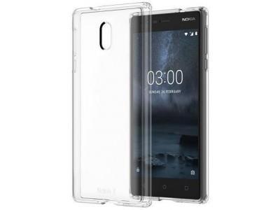 جراب ظهر شفاف  لهاتف  - Nokia 3