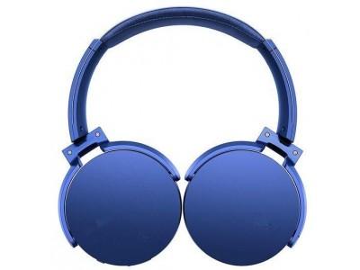 سماعه رأس بلوتوث JBL MDR-XB950BT Blue