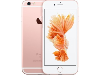 iPhone 6s -16GB-RoseGold Used