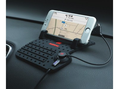 Car Holder Remax Stand Mount USB Charger