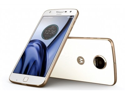 Motorola Moto Z Play  Sugar White