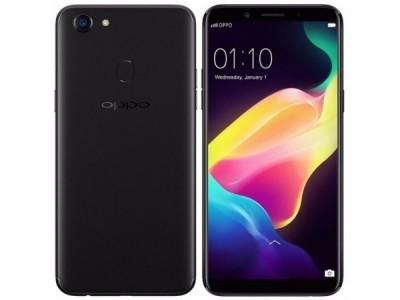 Oppo F5-64GB 6GB-Ram  Black - Used