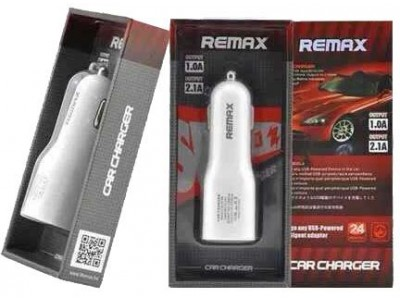 REMAX car charger cc 2201