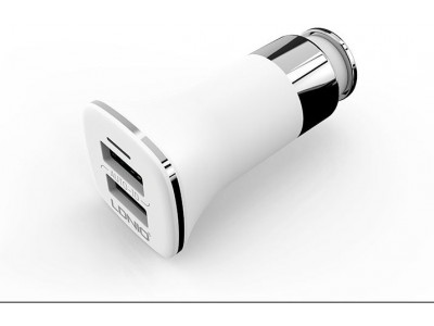 LDNIO C301 Micro USB Car Charger dual Port