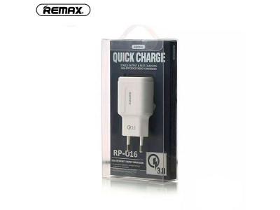 رأس شاحن Remax RP-U16 Quick Charge