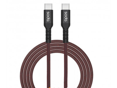 Soda PD Cable (Type-C To C)