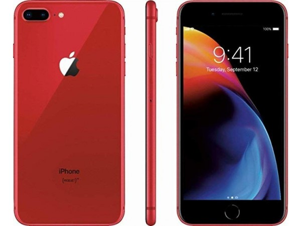 iPhone 8 Plus- 64GB  Red Used
