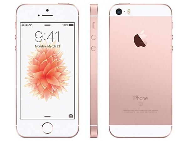 iPhone SE- 16GB-Rose Gold Used