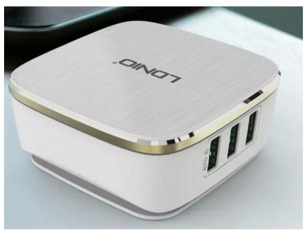 Smart Desktop Qualcomm 2.0 Charger 6 Port