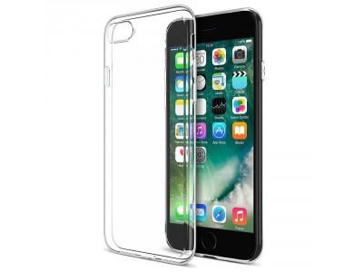 جراب ظهر شفاف لهاتف ايفون 8 - iphone 8