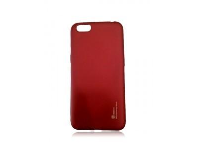 جراب ظهر احمر لهاتف  - Oppo A71
