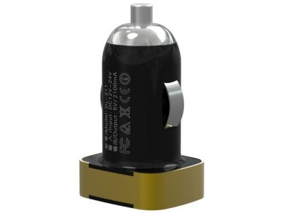 LDNIO DL-DC211 Fashion 2.1A Car Charger
