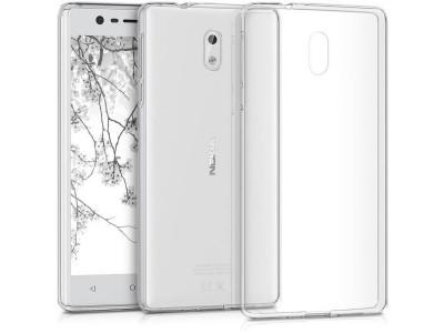 جراب ظهر مرن شفاف لهاتف - Nokia 2