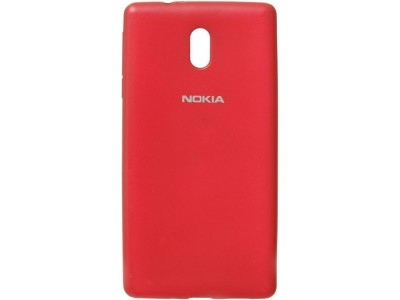 جراب ظهر مرن لهاتف - Nokia 3