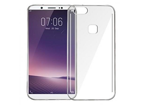 جراب اوبو F5 شفاف  - Oppo F5
