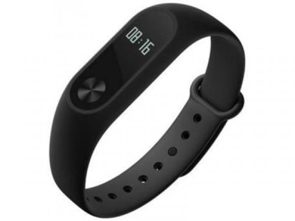 Xiaomi Mi Band 2 with OLED Screen-Black