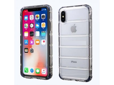 Clear TPU Drop-proof Protective Case for iPhone X/10