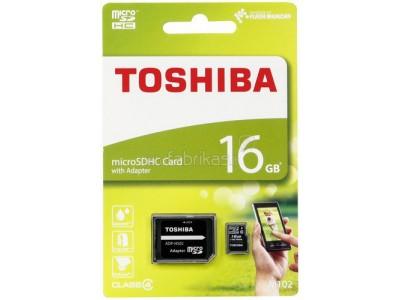 TOSHIBA 16 GB Memory Card