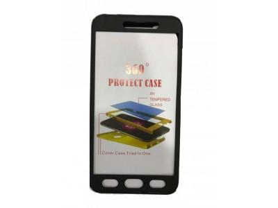 360 Full Cover Protect For Xiaomi Redmi Note 5a Prime-Black