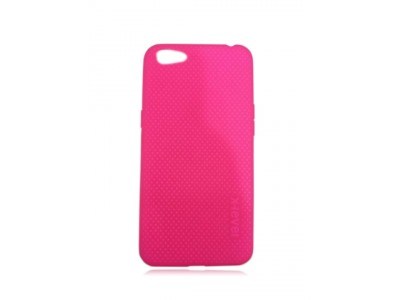 X-level Tpu back cover case for Oppo A71 Pink