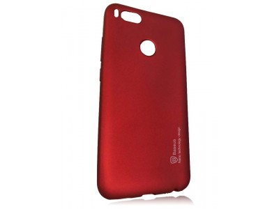 Back Cover For Xiaomi Mi A1 - RED