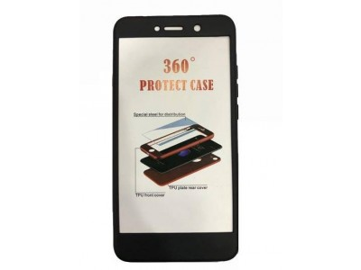 Full product cover 360 Degree for Y7 Prime