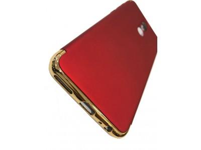 جراب هواوي ميت 10 لايت باطار ذهبي - red