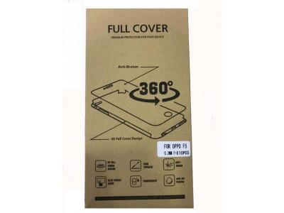 Full screen protection gelatinous 360 degree phone oppo F5