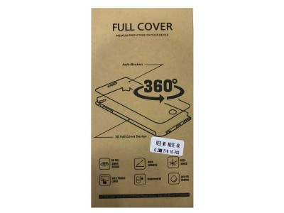 Screen Protector Gelatin 360 degree full of the phone of the xiaomi Redmi Note 4