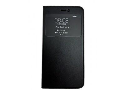 Flip Cover For Xiaomi Redmi Note 5A Prime Black