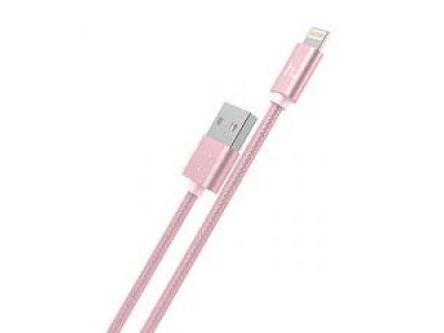 hoco charger cable for Apple-Rose Gold
