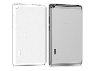 Huawei MediaPad T3 7.0 Case, TopACE Ultra Thin Transparent Soft Gel TPU Silicone Case Cover for Huawei MediaPad T3 7.0 Inch