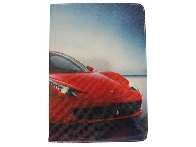 Ferrari Flip Cover For Huawei MediaPad T3