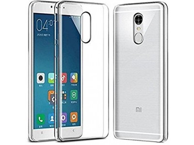 Xiaomi Redmi Note 4 TPU Cover - Clear