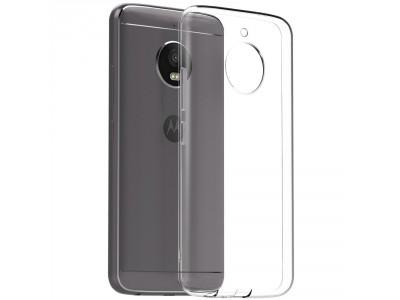 Motorola Moto G5S Back Cover Case - Transparent