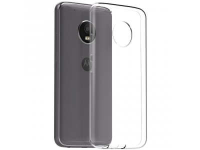 Motorola Moto G5 Plus  TPU Cover - Clear