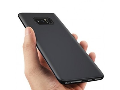 Back Cover For Galaxy Samsung Note 8 N950 Black