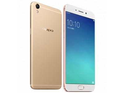 Oppo F1S-64GB 4GB-Ram  Gold- Used